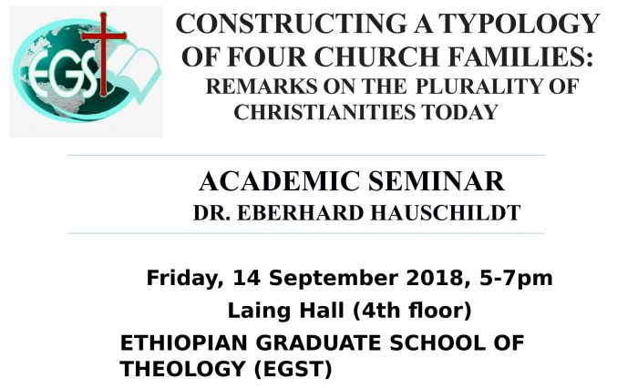 CONSTRUCTING A TYPOLOGY OF FOUR CHURCH FAMILIES sep 14 academic seminar-1