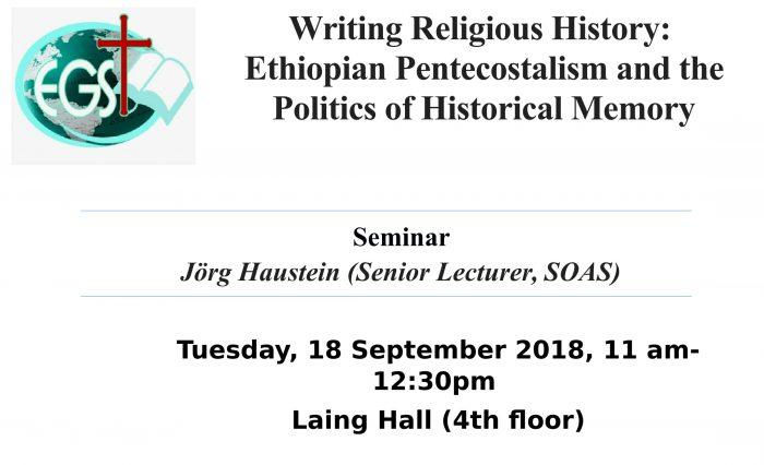 Writing Religious History-1