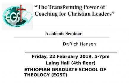 The Transforming Power of Coaching for Christian Leaders Rich Hansen feb 2019-1